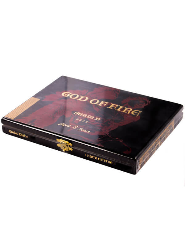God Of Fire Serie B Double Robusto Tubo