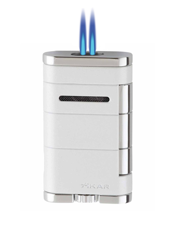 XIKAR Allume Double Alpine White Jet Lighter