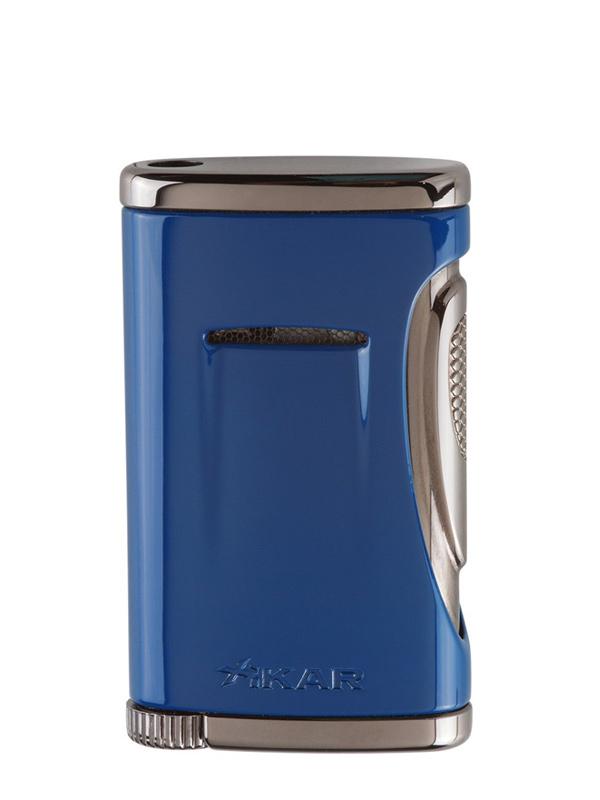XIKAR Xidris Cobalt Blue Lighter