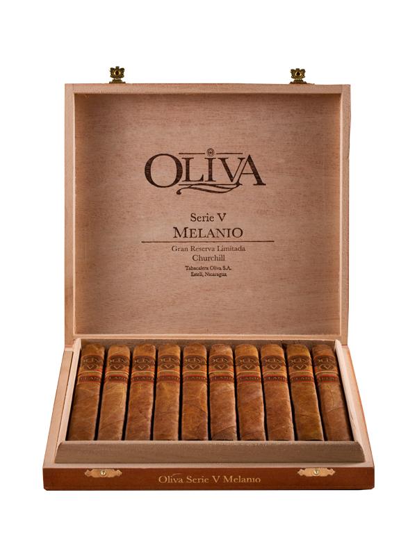 Oliva Serie V Melanio Robusto Cigars – Fox Cigar
