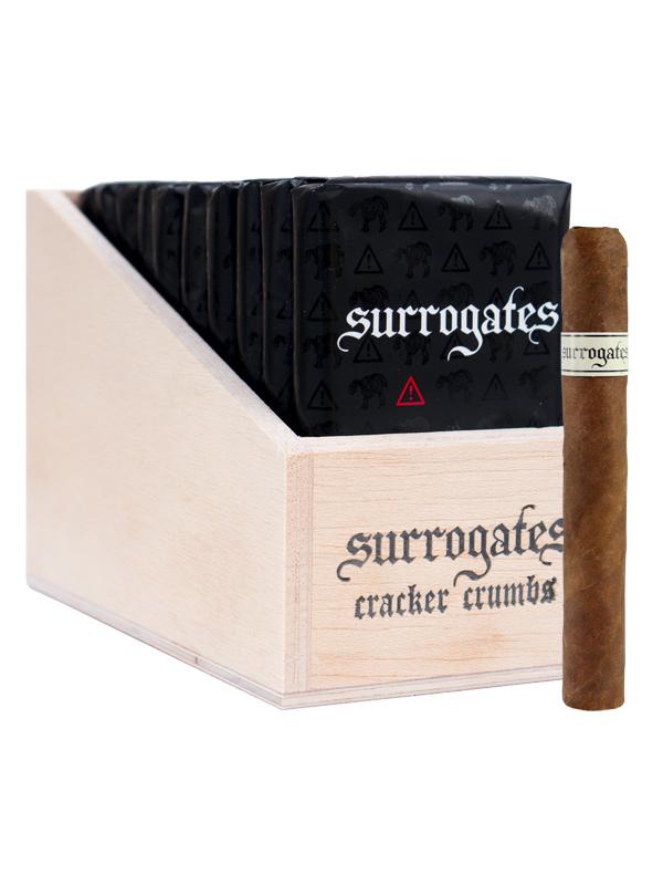 Surrogates Cracker Crumbs