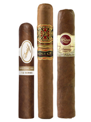 Luxury Cigar Sampler