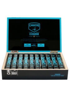 Camacho Nicaragua Box-Pressed Toro Tubos Cigars