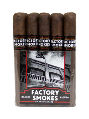 DE Factory Smokes Maduro