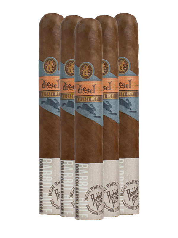 Diesel Whiskey Row Robusto Kit