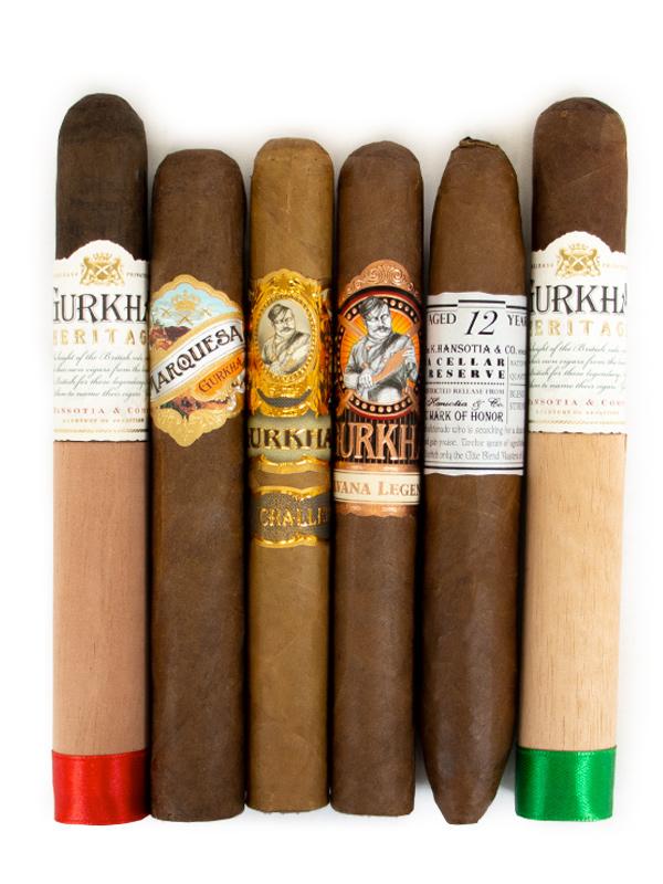 Gurka Cigar Sampler