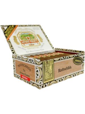 Arturo Fuente Rothschilds Natural Cigars