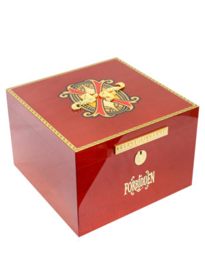 "Fuente Fuente OpusX Forbidden X ""Stairway To Heaven"" Red Sycamore"