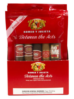 Romeo y Julieta Between the Acts Fresh Loc
