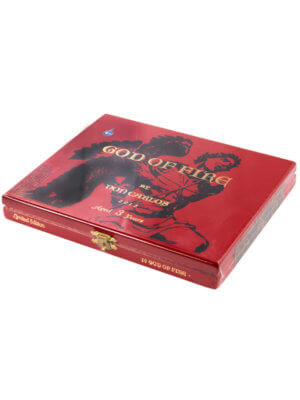 God Of Fire Robusto