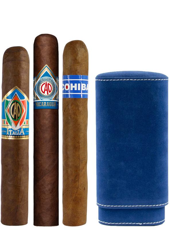Blue Cigar Kit