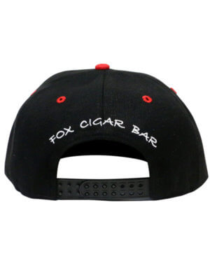FCB Double Snap Black + Red