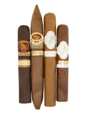 Davidoff Vs. Padron Tasting Kit