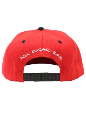 FCB Double Snap Red + Black
