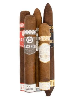 Plasencia Box Set Cigar Sampler