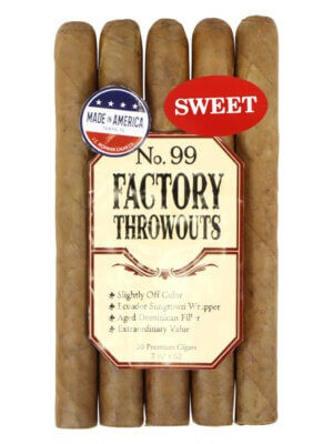 Factory Throwouts No. 99 Sweets