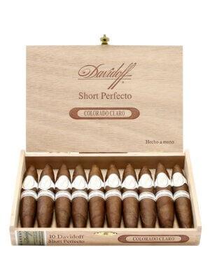 Davidoff Colorado Claro Short Perfecto Cigars