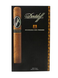 Davidoff Nicaragua Box-Pressed Robusto Pack