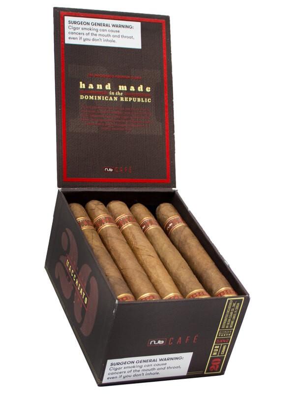 Nub Cafe Macchiato 542 Cigars