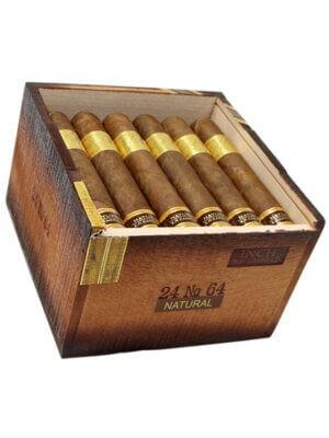 E.P. Carrillo Inch No. 64 cigars