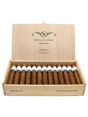 Sencillo Platinum LE Double Robusto cigars